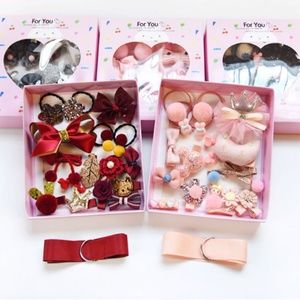 Other - 18 Pc. Girls,Babies Hair Accessories, U Pick Color